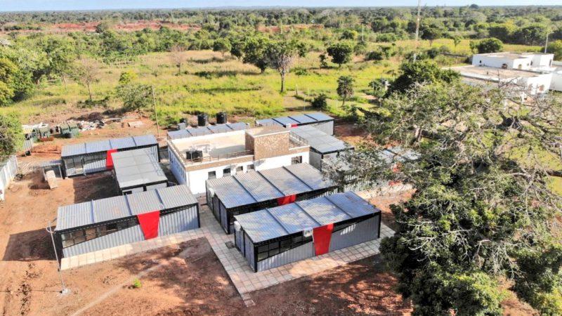 I.O Me Lab. Lamu, Kenya
